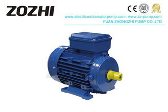 ZOZHI 1300 Rpm 3 Phase Induction Motor 4 Pole For Gear Box Conveyor Gear Motor
