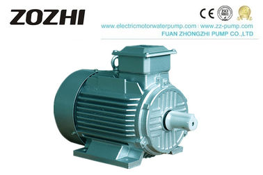 Mini Electric 3 Phase Induction Motor 20hp 220 Volt Ac 4 Pole For Industrial Machine